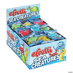 Efrutti® Sea Creatures Gummi Candy