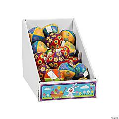 Egg-Shaped Kick Balls PDQ