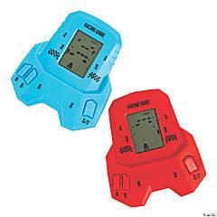 Electronic Handheld Racing Games