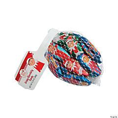 Elf on the Shelf® Crispy Chocolates in Mesh Bag