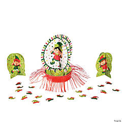 Elf Party Table Decorating Kit