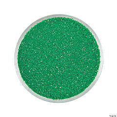 Emerald Green Sand