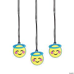 Emoji Angel Necklaces