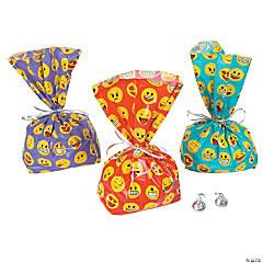 Emoji Cellophane Bags