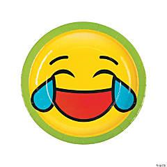 Emoji Dinner Plates - 250 Ct.