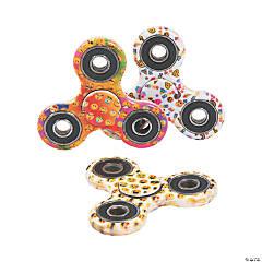 Emoji Fidget Spinners