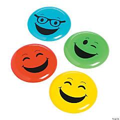 Emoji Flying Discs