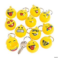 Emoji Keychain Collectables