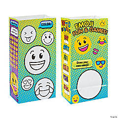 Emoji Kids' Meal Bags