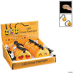 Emoji LED Flashlights
