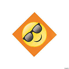 Emoji Luncheon Napkins