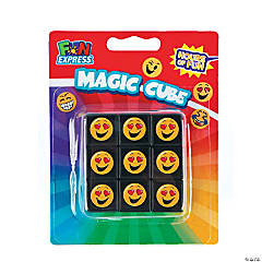 Emoji Magic Cubes