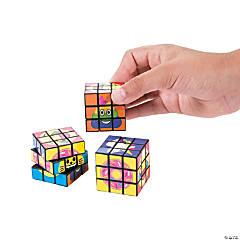 Emoji Mini Magic Cubes