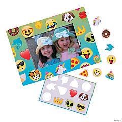 Emoji Picture Frame Magnet