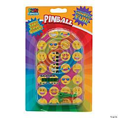 Emoji Pinball Games
