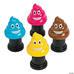 Emoji Poop Trophies