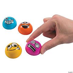 Emoji Pull-Back Toys