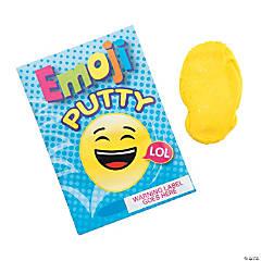 Emoji Putty Pouches PDQ