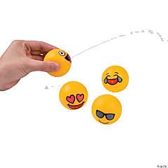 Emoji Squirt Toys