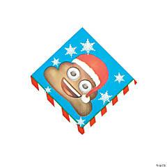 Emoji™ Christmas Beverage Napkins