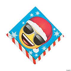 Emoji™ Christmas Luncheon Napkins