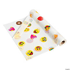 Emoji Tablecloth Roll