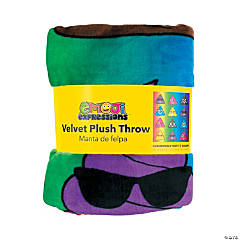 Emoji Throw Blanket