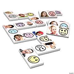 Emotions Dominoes Set