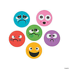 Emotions Sticky Notes