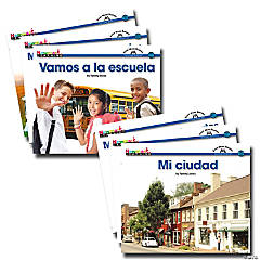 En Español: Sight Word Reader Social Studies, Set of 16