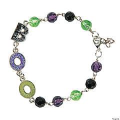 Enamel Boo Charm Bracelet Kit