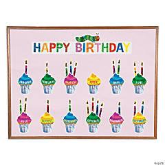 Eric Carle™ Birthday Mini Bulletin Board Set