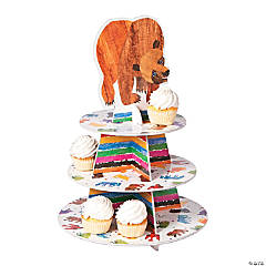 Eric Carle's Brown Bear, Brown Bear, What Do You See? Cupcake Stand
