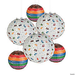 Eric Carle's Brown Bear, Brown Bear, What Do You See? Paper Lanterns