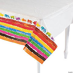 Eric Carle's Brown Bear, Brown Bear, What Do You See? Tablecloth