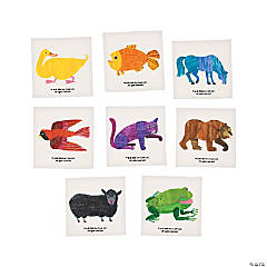 Eric Carle's Brown Bear, Brown Bear, What Do You See? Tattoos