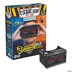 Escape Room Virtual Reality Game