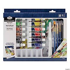 essentials(TM) Art Set-Acrylic Painting