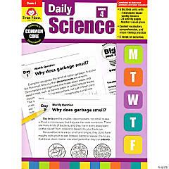 Evan-Moor Daily Science Book, Grade 4