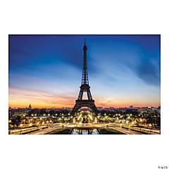 Evening in Paris Backdrop Banner