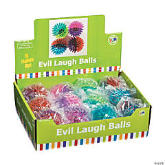 Evil Laugh Light-Up Ball
