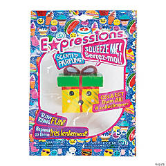 Expressions® Christmas Present Scented Slow-Rise Squishy