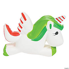 Expressions® Christmas Unicorn Scented Slow-Rise Squishy