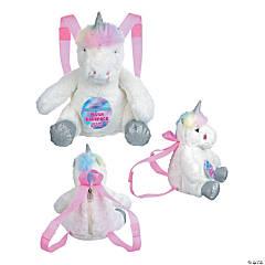 Expressions® Plush Unicorn Backpack
