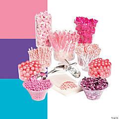 Awe Inspiring Candy Buffet Ideas Candy Buffet Pictures Diy Candy Buffet Interior Design Ideas Inesswwsoteloinfo