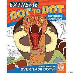 Extreme Dot to Dot: Extreme Animals