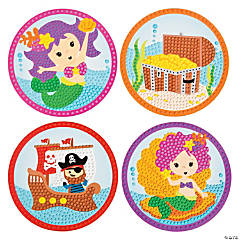 Extreme Pirates & Mermaids Mosaic Kit