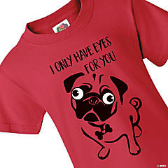 Eyes Only For You Youth T-Shirt - Large