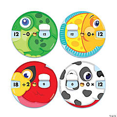 EZ-Spin Math Bundle Classroom Set - Kindergarten/5th Grade