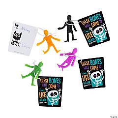 Ezekiel Cards with Skeleton